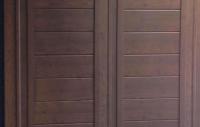 Scurone con scatolato in acciaio zincato orizzontale