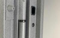 Rostro antistrappo con cover su telaio
