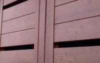 Scurone effetto legno personalizzato