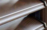 Piastre antitaglio inserite all'interno delle ovaline